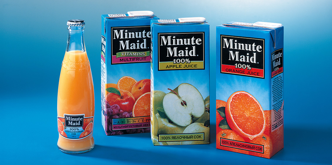 minute maid A fruit-flavored frozen treat minute maid® fruit punch slushie cool off with this slushie made with minute maid® fruit punch, an icy treat packed with fruity flavor.