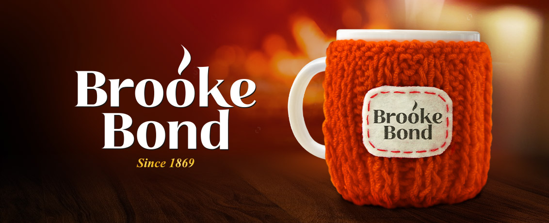 BROOKE BOND: NEW LIFE BEGINS WITH HOME